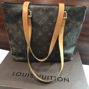 Louis Vuitton Cabas piano purse